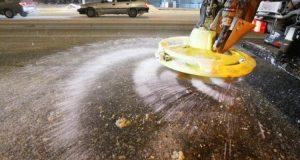 Чиновники заявили: дорожные службы Севастополя к приходу зимы готовы