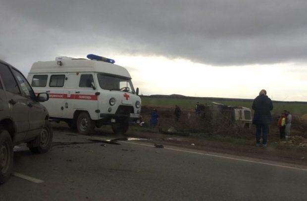 ДТП на трассе Симферополь-Феодосия: два человека погибли, двое - в реанимации