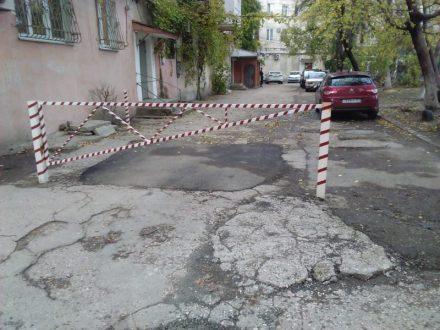 В Симферополе ищут собственников некапитальных объектов