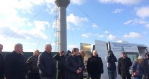 В Первомайском районе запустили первую в Крыму станцию доочистки воды