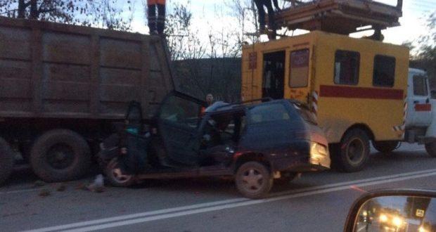 ДТП в Крыму, 13 ноября
