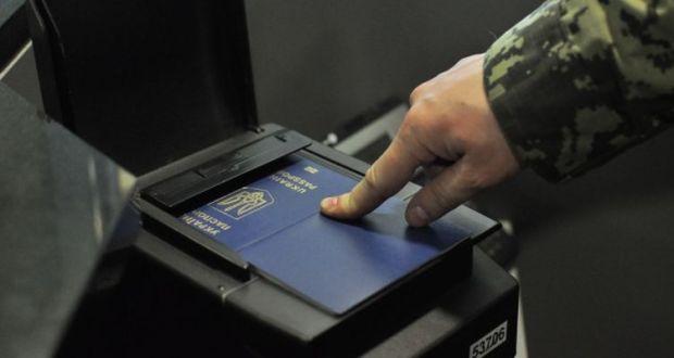Украина вводит систему биометрического контроля уже с 26 декабря
