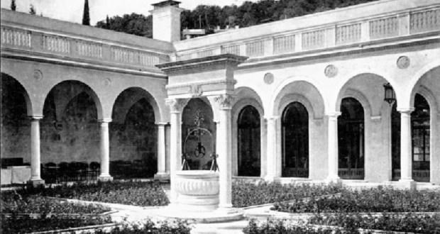 В Ливадийском дворце – выставка «Ливадия – одна из любимых резиденций последнего русского царя»