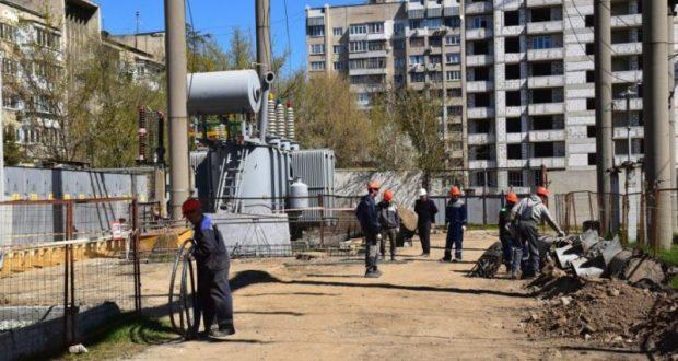 В центре Симферополя ожидаются перебои энергоснабжения