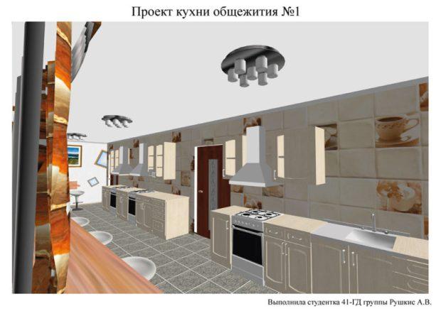 Общежития КФУ имени Вернадского отремонтируют по проектам студентов университета