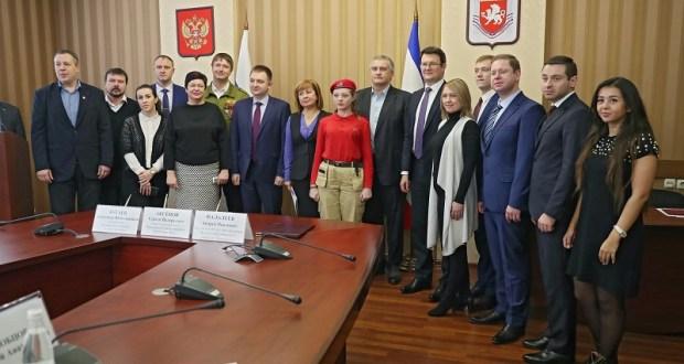 Росмолодежь и крымское правительство договорились о совместной работе