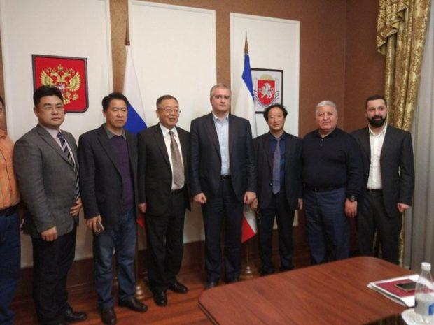 Что хотят китайские инвесторы в Крыму? Креветок разводить!