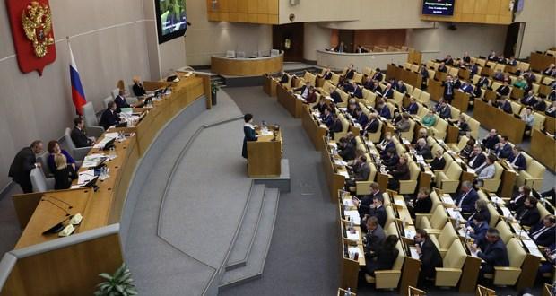 Госдума в первом чтении приняла закон о введении ежемесячных выплат при рождении первенца