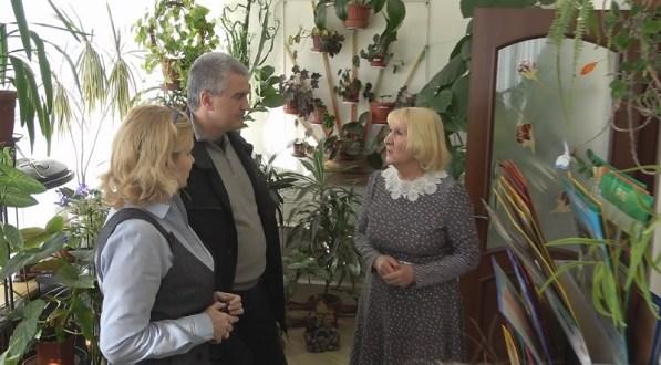«Правительственный десант» в Алушту и личная инспекция Сергея Аксёнова