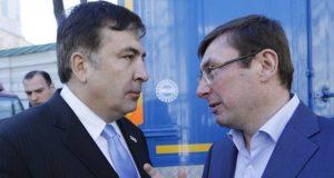 Крымский правозащитник рассказал Саакашвили как выиграть суд у Луценко