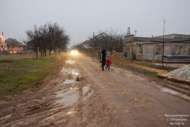 В микрорайоне Исмаил-бей в Евпатории до 2020 года построят 20 улиц