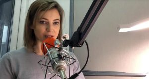 Депутат Госдумы Наталья Поклонская поздравила всех с Новым годом