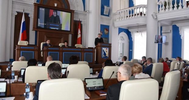 В Севастополе перенесли рассмотрение бюджета города на вторник