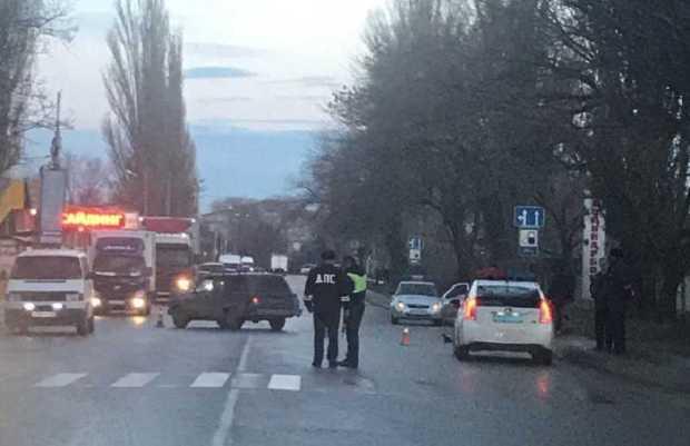 В Симферополе насмерть сбит пешеход