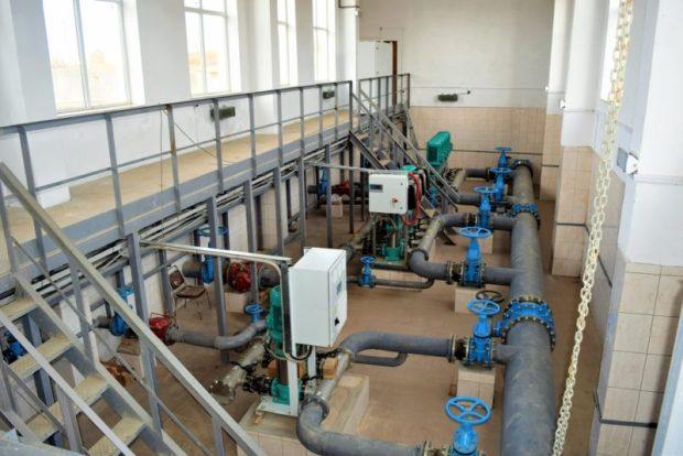 Пуск системы стабильного водоснабжения в микрорайоне Красная горка в Симферополе запланирован на февраль