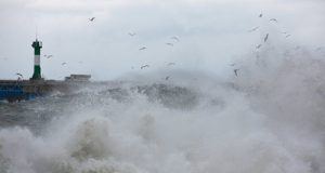 В воскресенье в Крыму снова испортится погода. Штормовое предупреждение