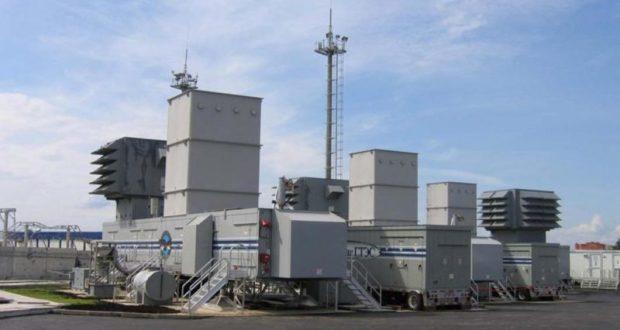 В Севастополе введены в эксплуатацию две мобильные газотурбинные электростанции