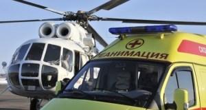 Дети, пострадавшие накануне в ДТП на трассе «Керчь – Феодосия», доставлены в Симферополь