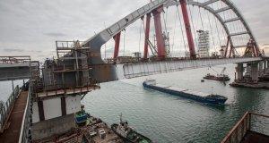 Железнодорожники готовятся к запуску движения по Крымскому мосту.