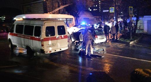 Спецоперация полиции в Симферополе
