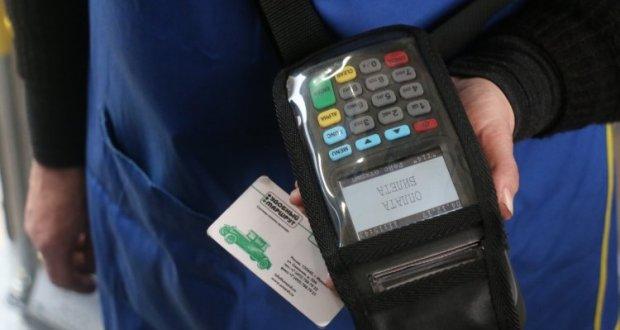 С 1 декабря в Севастополе введена безналичная оплата за проезд в троллейбусах