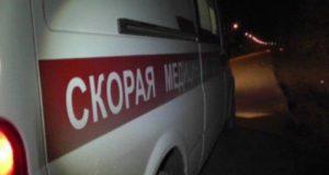 """ДТП в Евпатории: легковушка влетела в автомобиль """"скорой помощи"""". Четверо пострадавших"""