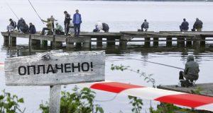 """В Симферопольском районе бизнесмены незаконно """"эксплуатировали"""" пруд"""
