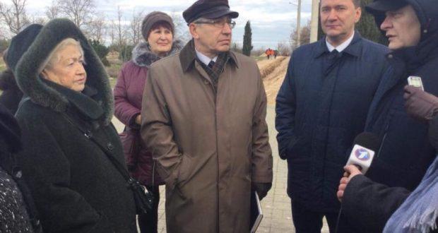 Проект реконструкции парка Победы в Севастополе нужно менять. Мнение депутата Госдумы
