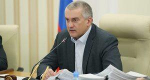 Сергей Аксёнов раскритиковал коммунальщиков Симферополя за неготовность к зиме