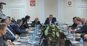 Сергей Аксёнов посетил Крымский инженерно-педагогический университет