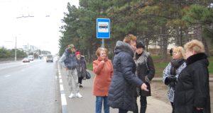 Севастопольский «Доброволец»: где обещанные обустроенные остановки общественного транспорта?