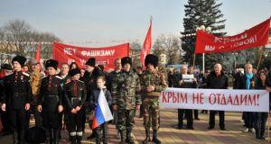 Украина обвинила руководителя крымской самообороны