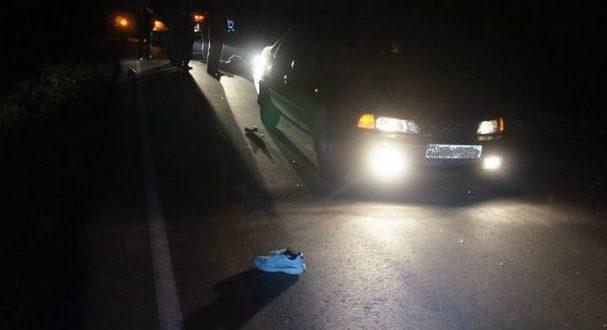 ДТП в Крыму: 18 января. На трассе Песчаное-Почтовое погиб пешеход