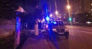 Неожиданно. Водитель джипа, въехавшего на остановку в Севастополе, оказался экзаменатором ГИБДД