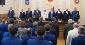 Как поздравляли крымских прокуроров