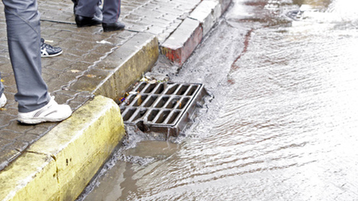 Систему ливневой канализации Симферополя приведут в порядок в этом году