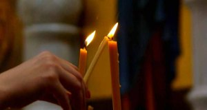 Крещенское. Православный храм в Крыму принимает просьбы о поминовении через Интернет