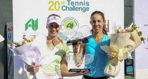 Теннисистка Алёна Фомина из Севастополя стала победительницей турнира ITF в Дубае