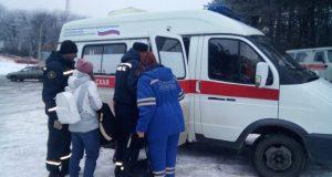 За субботу спасатели шесть раз спасали любителей зимнего отдыха в крымских горах
