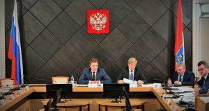 Большой зал правительства Севастополя отремонтировали за 330 тысяч рублей. А был ли конкурс?
