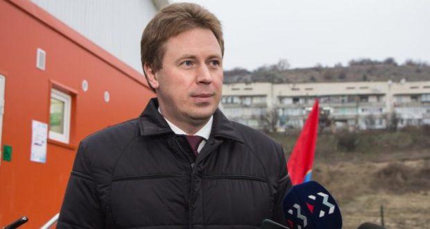 Губернатор Севастополя Дмитрий Овсянников обиделся на «КоммерсантЪ»