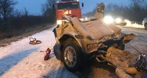 ДТП на трассе Джанкой-Симферополь: легковушку разорвало на две части. Трое погибших, пять человек госпитализированы