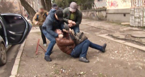 На Украине не комментируют задержание в Симферополе своего гражданина по обвинению в шпионаже