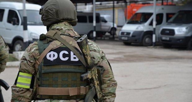 В Крыму прошли контртеррористические учения