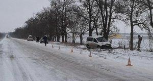 ДТП на трассе Орловское-Красногвардейское: один человек погиб, пятеро пострадали