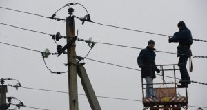Непогода оставила без света десять крымских сел