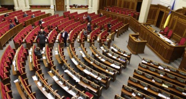 В Верховной раде Украины хотят помешать проведению в Крыму выборов президента России
