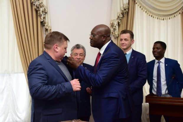 В Симферополе гостит делегация Бенина. Обещают рассказать миру про Крым всю правду
