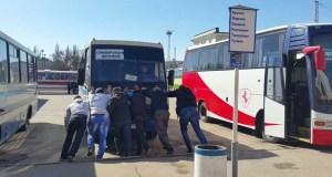 В Симферополе будут менять расположение автостанций