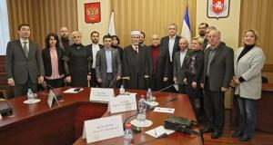 Сергей Аксёнов провёл встречу с членами Совета крымско-татарского народа